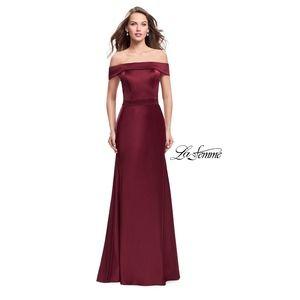 La Femme Prom Dress